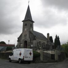 Eglise d'Alincourt